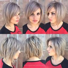 hair cuts for heavy jaw line 10 chic short bob haircuts that balance your face shape short
