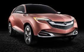 Acura Tl Redesign 2016 Acura Mdx Concept Redesign Latescar