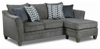 Albany Sectional Sofa Simmons Upholstery Albany Slate Sofa Chaise Transitional