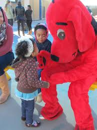 Clifford Big Red Dog Halloween Costume Rif Kids Helping Inspire Rif Kids Rif Org