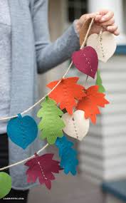 best 25 fall felt crafts ideas on pinterest felt leaves felt