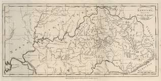Map Of Kentucky State by Antique Prints Blog American State Exclaves The Kentucky Bend