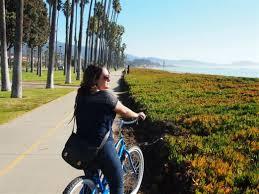 Seattle Bike Trail Map by Cabrillo Beach Bike Path