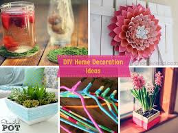 Home Decor Crafts Ideas Creative Home Decoration Craft Ideas H68 About Home Interior