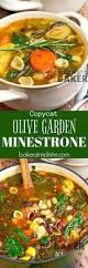 copycat olive garden minestrone the midnight baker