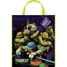 teenage mutant ninja turtles treat bags 8