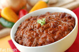 old fashioned crockpot chili fat flush