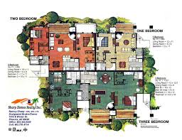 Condominium Plans Pointe At Squaw Peak Condominium Floor Plans