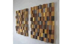 square wood wall decor wooden wall