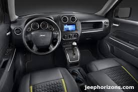 jeep liberty interior accessories jeep horizons jeep patriot back country concept