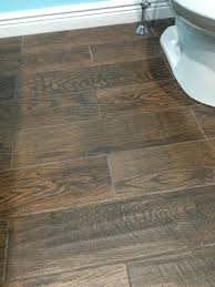 porcelain plank tile flooring porcelain wood look tile in upstairs