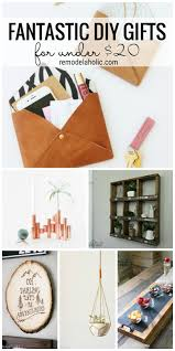 20 fantastic ideas for diy fantastic diy gifts for 20 holidays gift and craft