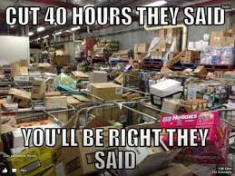 Warehouse Meme - coles memes posts facebook
