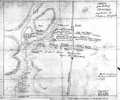 Camden County Maps Maps Battle Of Camden Project