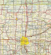 Chicago Tolls Map by Interstate Guide Interstate 35