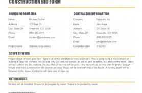 bid quotation example quote template