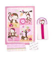 Monkey Bedding Set Kidsline Crib Bedding Baby Crib Design Inspiration