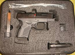 springfield xd tactical light springfield xd s 3 3 barrel tactical grey for sale