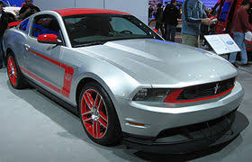 Mustang Boss 302 Black And Red Boss 302 Mustang Wikipedia