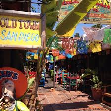 Map Of Old Town San Diego by Fred U0027s Mexican Cafe Old Town San Diego Reader