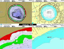 Hummingbird Map Lakemaster Mapping Resource