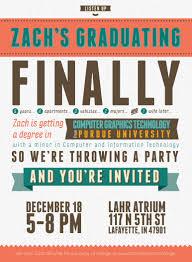 graduation announcement exles 28 college graduation invitation template sle graduation