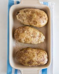 How To Cook A Sweet Potato In The Toaster Oven How To Bake A Potato In The Microwave Kitchn