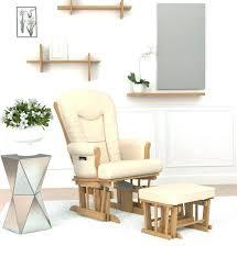 Rocking Chair In Nursery Baby Rocking Chair Glider Cuddly Nursery Ottomans Buy