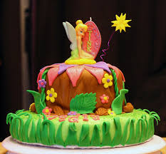tinkerbell birthday cake tinkerbell birthday cake april scattered
