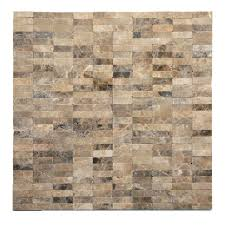 solistone post modern rodin 12 in x 12 in x 6 35 mm marble mesh