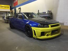 nissan skyline r34 for sale 1998 skyline r34 gt t for sale in burnaby 8500