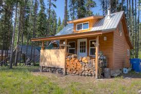 Cabins Plans Good Small Rustic Cabins Plans 6 Guestcabin Exterior 2 Jpg