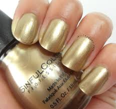 sinful colors u2013 gold medal sinfulcolors simmer down collection