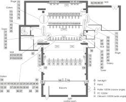 Floor Plan Of Auditorium by Theatre Database Theatre Architecture Database Projects