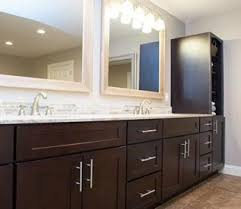 Rta Bathroom Cabinets Shaker Espresso Rta Bathroom Vanities Discount For Sale