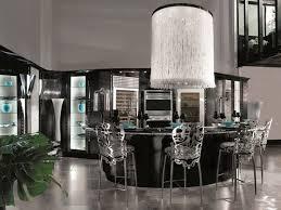 art deco kitchens lavish silver chairs with unique white pendant l for art deco