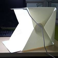 portable 240x230x226mm photography studio softbox folding light