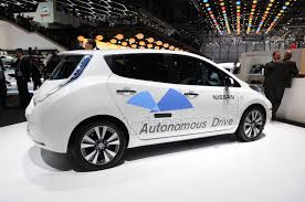 nissan leaf australia 2016 what if self driving cars really take over the road