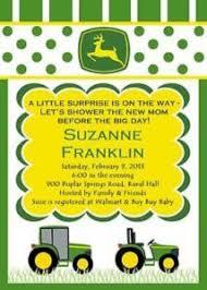 deere baby shower baby shower invitation free printable deere baby shower