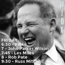 Jox Round Table Wjox 94 5 Fm Home Facebook