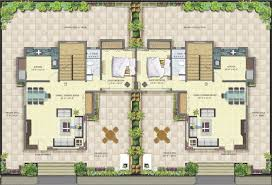 100 bungalow ground floor plan impressive inspiration