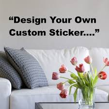 Design Own Wall Sticker Wall Stickers Nz