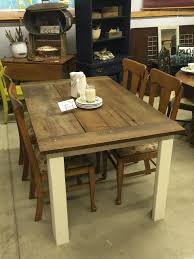 Plank Dining Room Table City Salvage Amherst Custom Work Home Decor And Design
