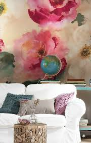 Watercolor Wallpaper For Walls by Kv Condo Wallpaper Wall Murals A Home Decor Trend I U0027m Loving