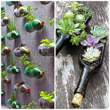 Diy Landscaping Ideas 40 Creative Diy Gardening Ideas With Recycled Items Architecture
