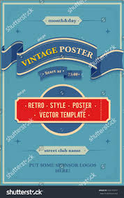 baroque vintage music retro cocktail party stock vector 234173377