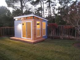 slanted roof house affordable green prefab homes barn shed sheds you can live in roof