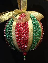 handmade christmas ornament christmas pinterest handmade