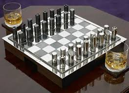 luxury chess set fashion forward board games hammond chess set