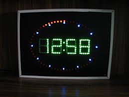lighted digital wall clock clocks battery operated clocks fascinating battery operated clocks